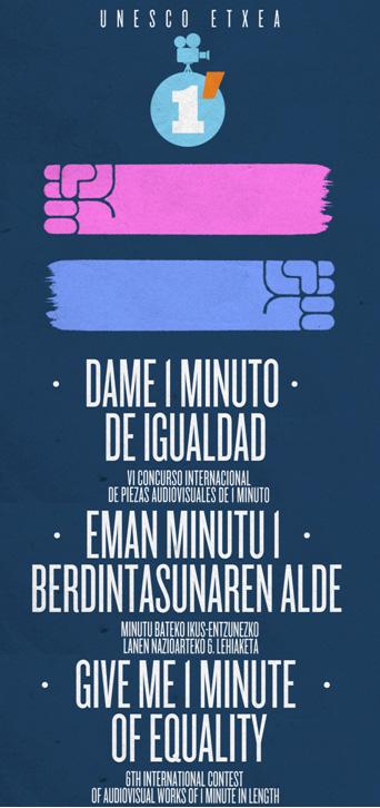 Cartel trilingue