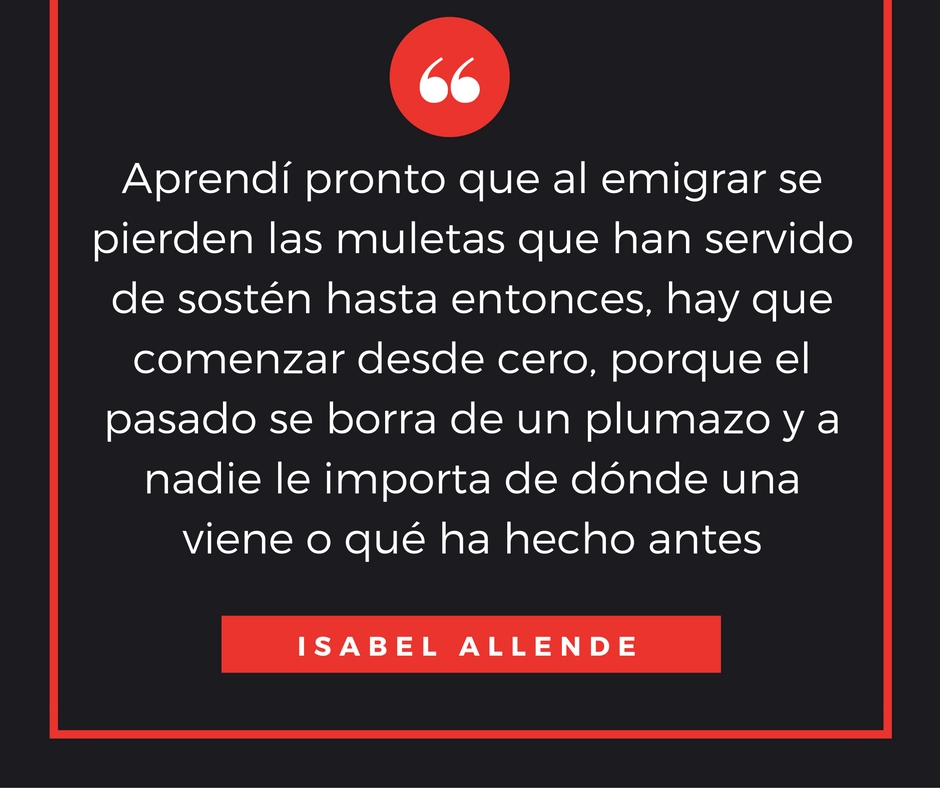 Frase Isabel Allende