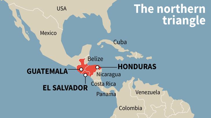 Dame 1 minuto de | Northern Triangle of Central America