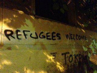 Imagen tomada en el barrio de Kato Patisia en Grecia.
